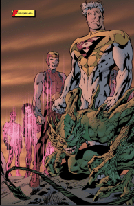 Stormwatch 0 in Stormwatch by Warren Ellis and Bryan Hitch