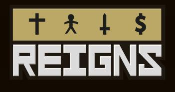 Reigns Devolver Digital