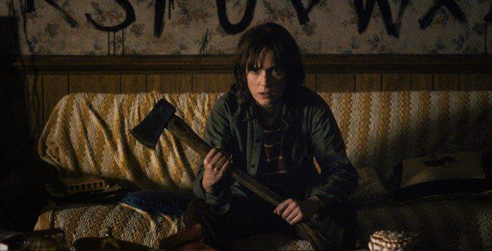 Stranger Things - Joyce Byers, played by Winona Ryder - Netflix 2016