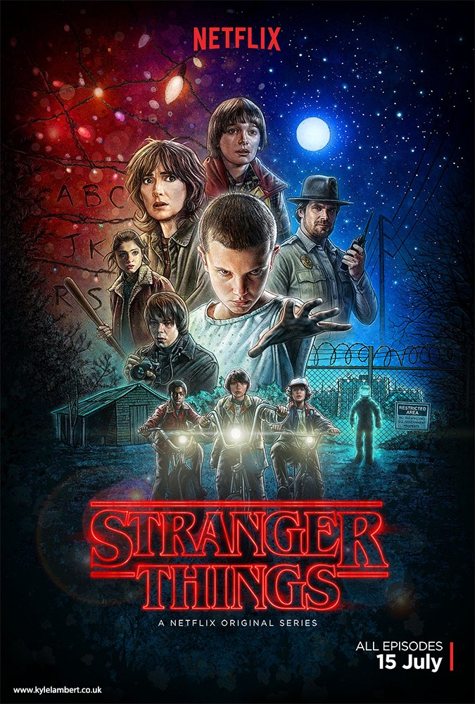 The Borderline Mother in Netflix's Stranger Things - WWAC