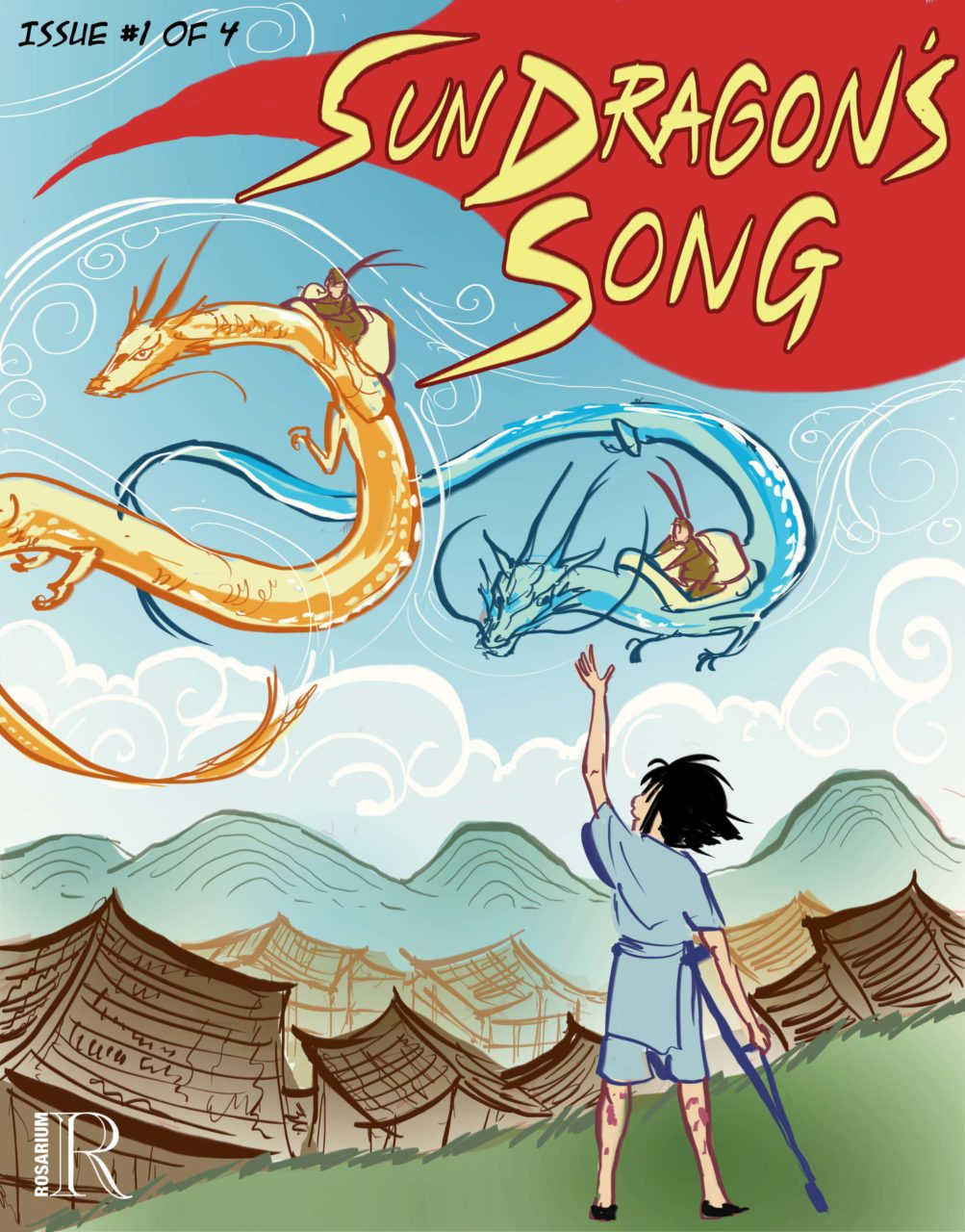 Diversity in Comics: A First Look at Sun Dragon's Song #1