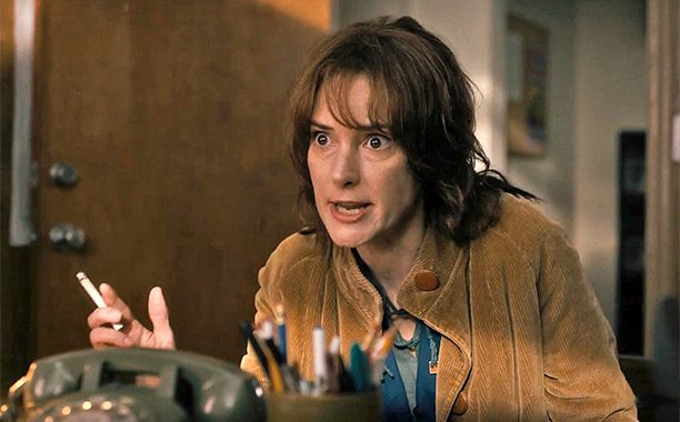 Winona Ryder as Joyce Byers