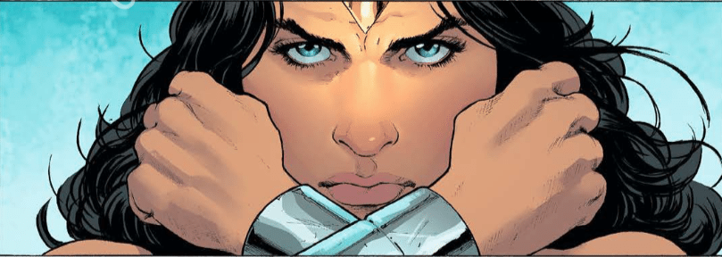 Wonder Woman #4: Women of Colour, Raise Your Hands!