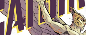 Unlikely Superhero: Margaret Atwood's Angel Catbird