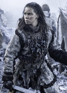 Birgitte Hjort Sørensen in A Game of Thrones