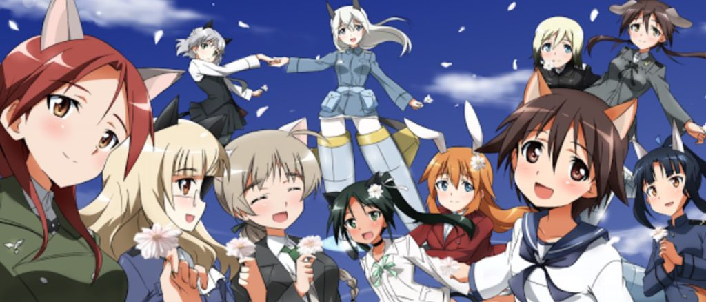 Moe: Strike Witches