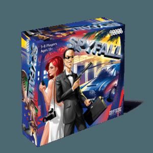 tabletop game Spyfall