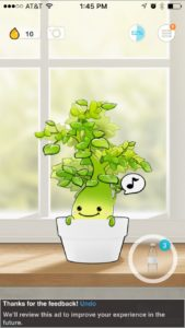 Plant Nanny screenshot via Ginnis Tonik