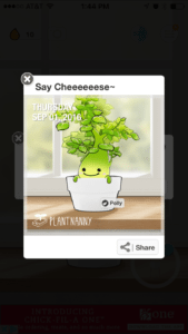Plant Nanny screenshot via Ginnis Tonik