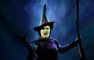 "Idina Menzel as Elphaba, ""Wicked"""