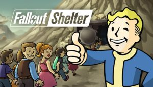 Fallout Shelter Achieves Massive Global Success; Debuts At #1 On App Store (PRNewsFoto/Bethesda Softworks)