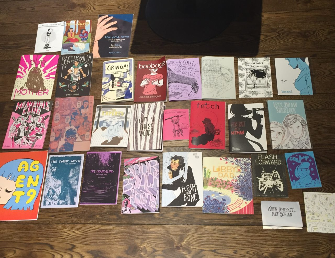 Comics Are What They Should Be at Small Press Expo
