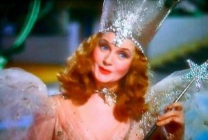 """Glinda the Good Witch of the North, """"The Wizard of Oz"""""""