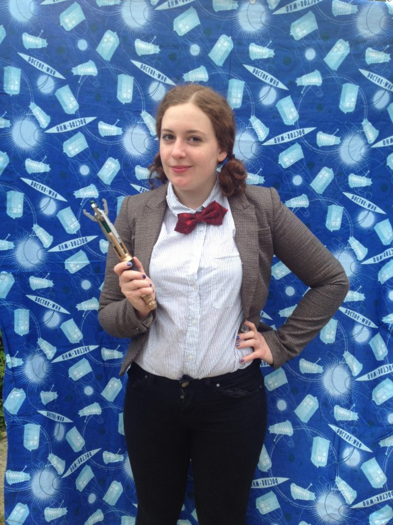 Rosie Clarke_Dr. Who cosplay