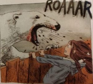Lyra and Iorek, The Golden Compass: The Graphic Novel Volume 2 (2016)