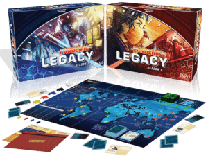 Pandemic: Legacy ZMan Games