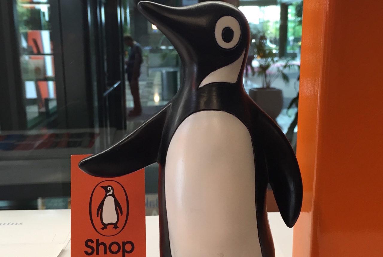 Toronto's New Penguin Shop is Lit