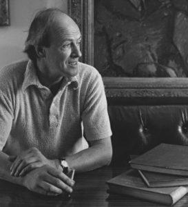 Roald Dahl in Memorium