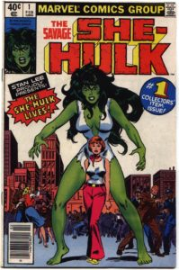 Savage She Hulk #1