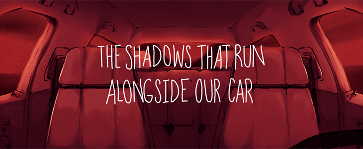 Dark, Deliberate, Doomed: The Shadows that Run Alongside Our Car Review