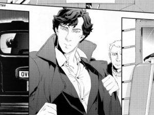 Sherlock: A Study in Pink, Titan Comics, Jay, Gatiss & Moffat