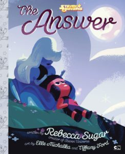 The Answer cover from Cartoon Network Books