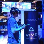 HTC Vive Demo