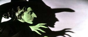 """The Wicked Witch of the West, """"The Wizard of Oz"""""""