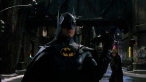 Batman Returns, Michael Keaton, Warner Bros, 1992