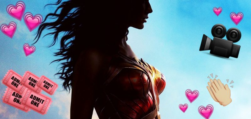 Wonder Woman and the Silver Screen