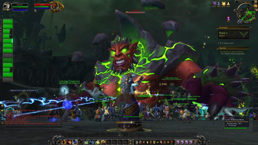 World of Warcraft: Legion   Blizzard Entertainment (2016)