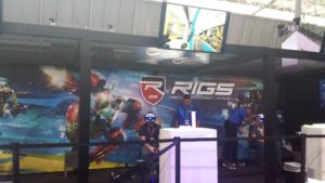 Rigs at PAX East 2016