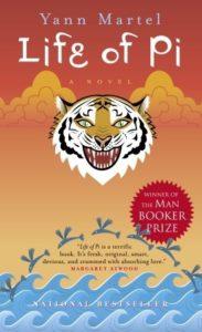 Life of Pi, Yann Martel, 2001, Seal Books