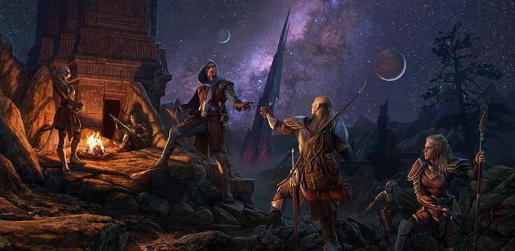 Elder Scrolls Online, Zenimax, 2016
