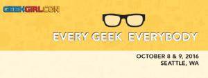 GeekGirlCon 2016