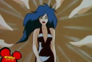 Kylie Griffin (Eduardo dream version), Extreme Ghostbusters, Columbia TriStar, 1997