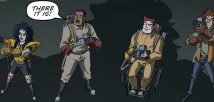 Extreme Ghostbusters, Columbia TriStar, 1997