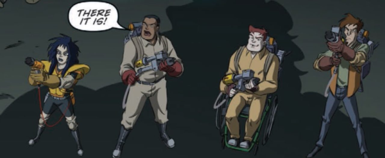 Extreme Ghostbusters: Sex in Kids' Cartoons is Good, Actually (Sometimes)