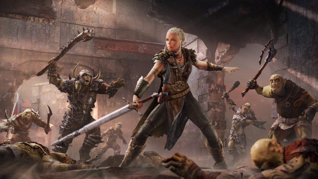 Middle-earth: Shadow of Mordor, Monolith/Warner Bros., 2014