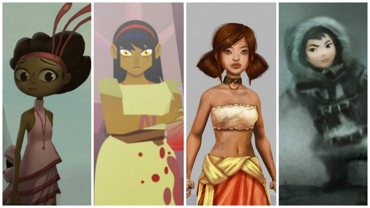 Four Awesome Mobile Games Starring Girls of Color