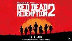 Red Dead Redemption 2 by Rockstar Games