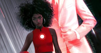 Riri Williams, Iron Man | Marvel Comics