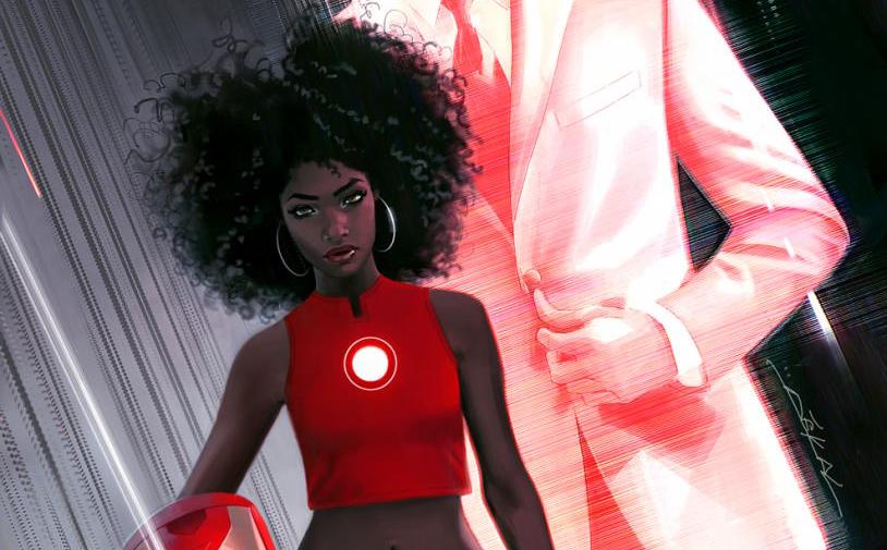 Who Does Marvel Care About: J. Scott Campbell's Sexualization of 15yo Riri Williams