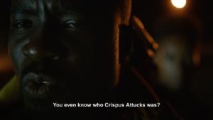 Luke Cage | Netflix, Marvel (2016)