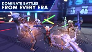 Star Wars: Galaxy of Heroes, Capital, 2015