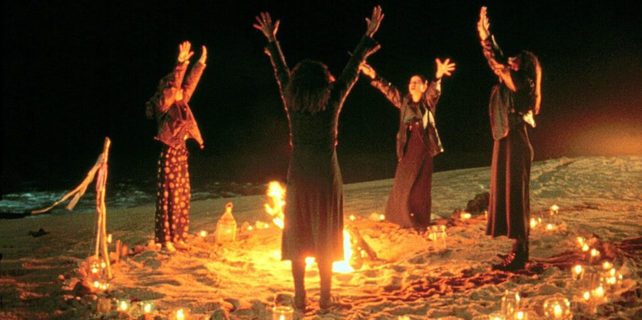 The Calling of Witchcraft: Witch Movies and Teenage Girls