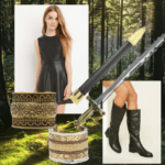 "Xena (""Xena: Warrior Princess"") Costume"