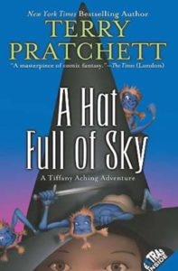 A Hat Full of Sky by Terry Pratchett, 2005, Corgi