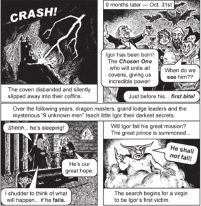 Jack Chick's First Bite