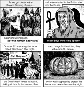Jack Chick's Boo!